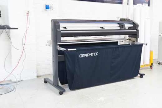 Graphtec Fc8600 Series Cutting Plotter