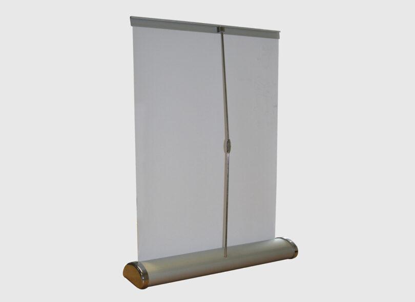 Exhibition Display Solutions : Breeze desktop roller pull up banner b graphics