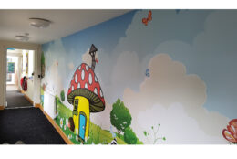 Office Branding Wall Covering Toad Hall 02