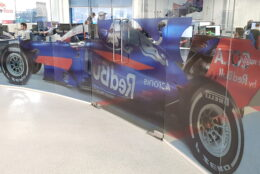 Office Branding Window Graphics Clear Toro Rosso 01