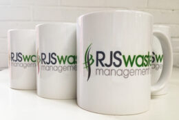 Promotional Items Dye Sublimation Mug Rjs Waste Management 05