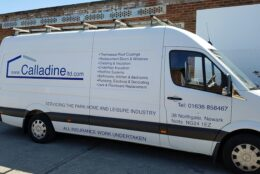 Vehicle Graphics Decals Calladine Limited 01