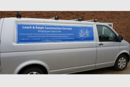 Vehicle Graphics Vehicle Magnets Leach Ralph Construction 03